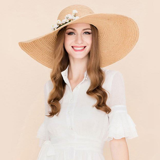 Ladies' Beautiful/Nice Raffia Straw Straw Hats/Beach/Sun Hats