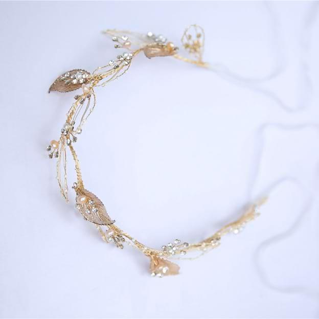 Ladies Glamourous/Shining Alloy/Freshwater Pearl With Beads/Rhinestone Headbands