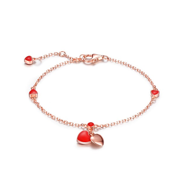 Women's Attractive 925 Sterling Silver Bracelets For Her
