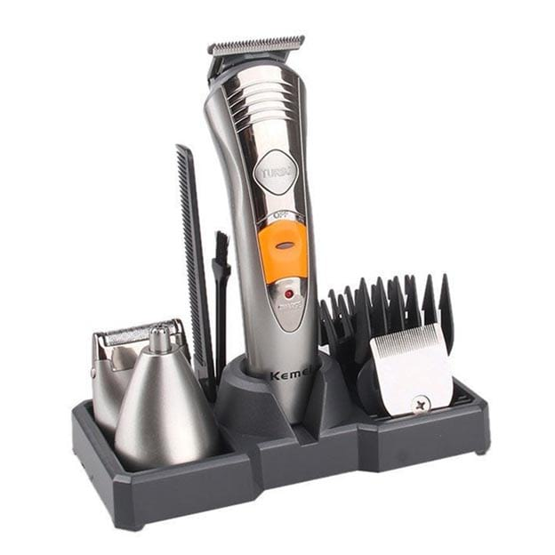 Multifunctional Rechargeable Hair Grooming Trimmer Clipper Bear Ear Razor Shaver Kit